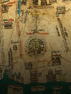 Mappa Mundi Interactive Exploration
